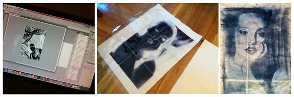 Cyanotype Process